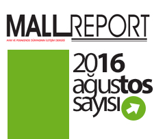 Mall Report Ağustos 2016