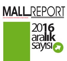 Mall Report Aralık 2016