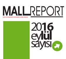Mall Report Eylül 2016
