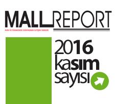 Mall Report Kasım 2016